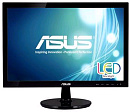 "ASUS 18.5"" VS197DE LED, 1366x768, 5ms, 200cd/m2, 90°/65°, 50M:1, D-Sub, регулировка наклона, Black, 90LMF1001T02201C-"