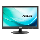 "ASUS 15.6"" VT168N Touch LED, 16:9, 1366x768, 10ms, 200cd/m2, 50M:1, 90°/65°, D-SUB, DVI-D, регул. наклона, VESA, Black, 90LM02G1-B01170"