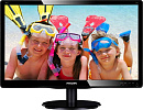 "18,5"" Philips 193V5LSB2 1366x768 TN LED 16:9 5ms VGA 10M:1 90/65 200cd Black (193V5LSB2/62)"